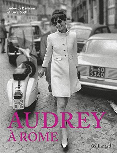 Audrey a Rome
