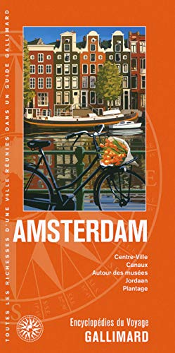 AMSTERDAM (CENTRE-VILLE, CANAUX, AUTOUR DES MUSÉES, JORDAAN, PL: COLLECTIF