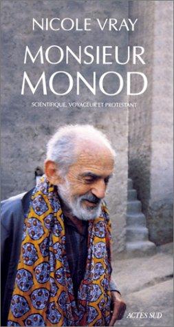 MONSIEUR MONOD: VRAY NICOLE
