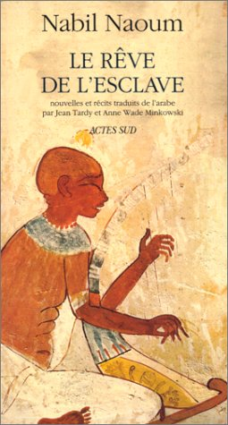 9782742703029: Le rêve de l'esclave : Nouvelles et récits