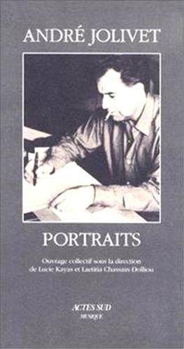 """9782742703067: André Jolivet: Portraits (Série """"Musique"""") (French Edition)"""
