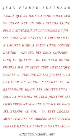 9782742708246: Jean-Pierre Bertrand (French Edition)