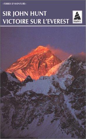 9782742708505: Victoire sur l'Everest