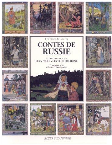 CONTES DE RUSSIE (LES): BILIBINE IVAN YAKOVLÉVIT