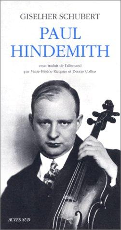 PAUL HINDEMITH: SCHUBERT GISELHER