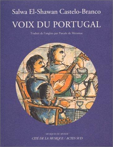 9782742712441: Voix du Portugal