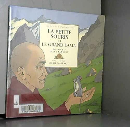 9782742713943: La petite souris et le Grand Lama