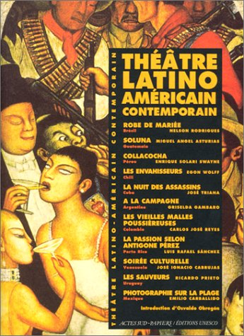 9782742714889: Théâtre latino-américain contemporain, 1940-1990