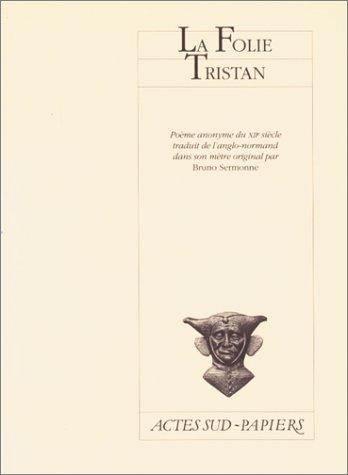 9782742714957: La Folie Tristan