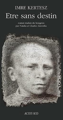 9782742715428: Etre Sans Destin (French Edition)