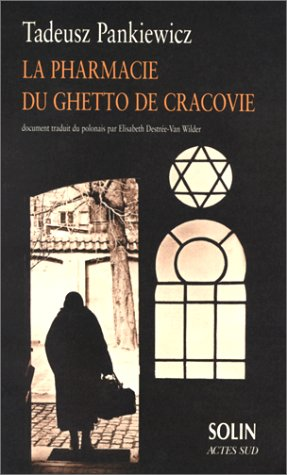 9782742715640: La pharmacie du ghetto de Cracovie