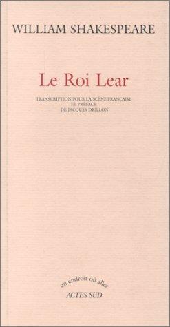 9782742716456: Le Roi Lear