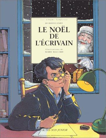 Le Noël de l'écrivain (French Edition): Jo Hoestlandt
