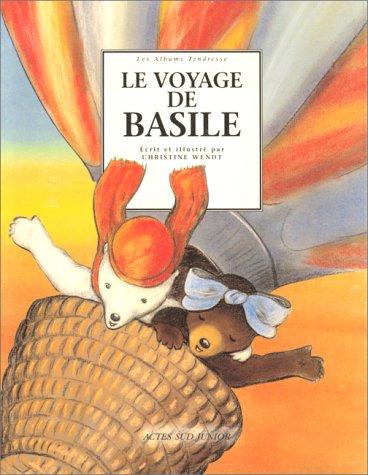 Le Voyage de Basile: Christine Wendt, C?line