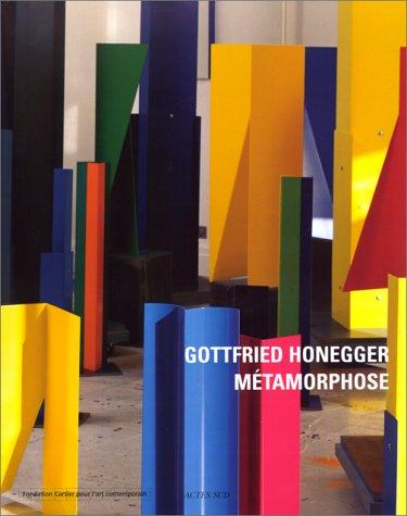 Gottfried Honegger métamorphose: HONEGGER GOTTFRIED