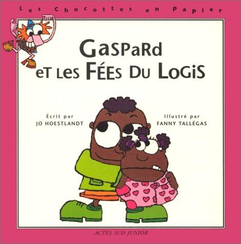 9782742723645: Gaspard et les fees du logis