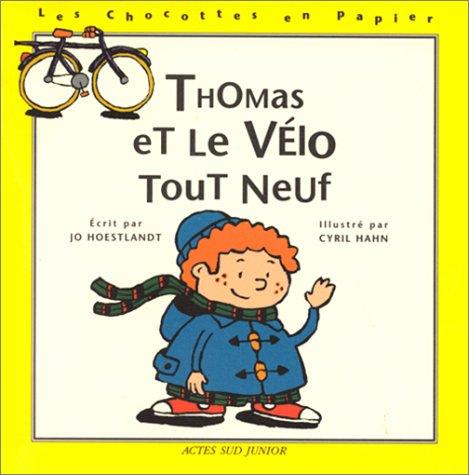 9782742723652: Thomas et le v�lo tout neuf