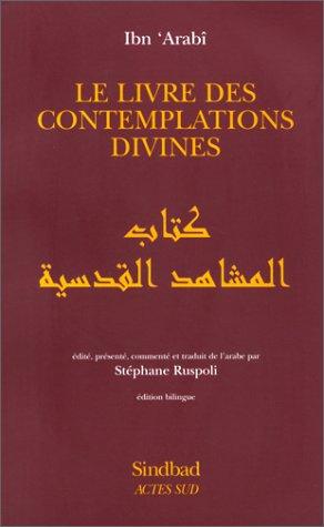 9782742723935: Le livre des contemplations divines