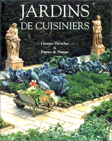 9782742724260: Jardins de cuisiniers