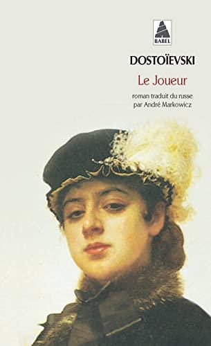 9782742728213: LE JOUEUR (Babel)