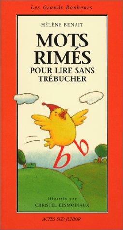 9782742729487: Mots rim�s pour lire sans tr�bucher
