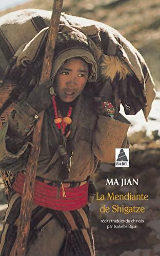 9782742736805: La mendiante de shigatze (nouvelle édition)