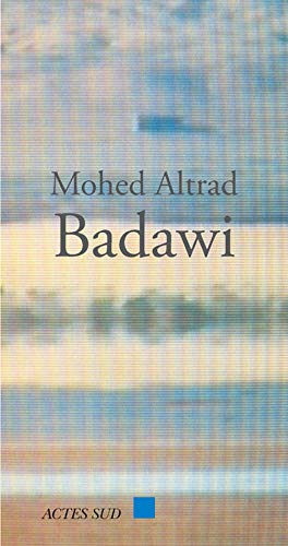 9782742736935: Badawi (Bleu)