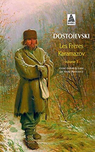 9782742737031: Les Freres Karamazov 1 (French Edition)