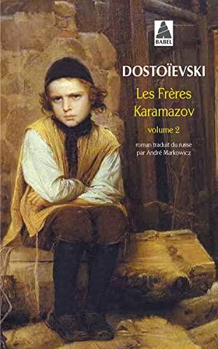 9782742737048: Freres Karamazov T2 (les) Bab N°527