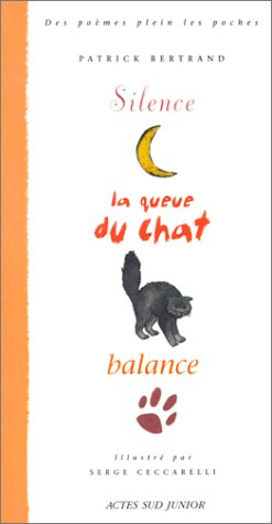 9782742737536: Silence la queue du chat balance