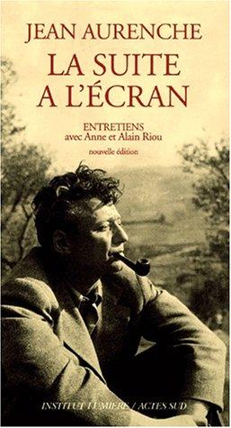 La suite a l'ecran (ne) (French Edition)