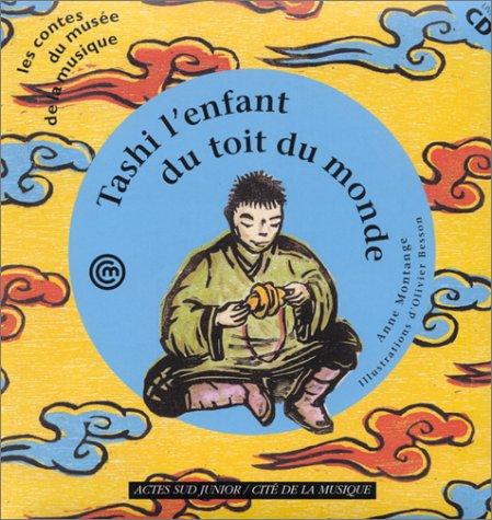 9782742740680: Tashi l'enfant du toit du monde (1 livre + 1 CD audio)