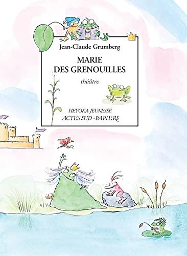 9782742740864: Marie des grenouilles