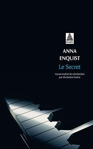 SECRET -LE-: ENQUIST ANNA