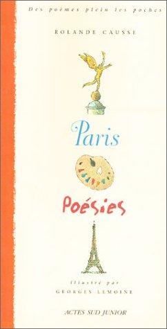 9782742742912: Paris : Poésies