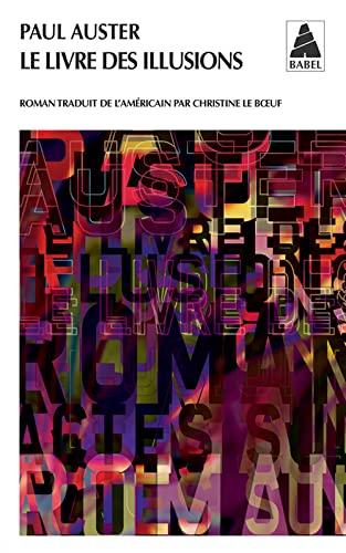 9782742743698: Le livre des illusions