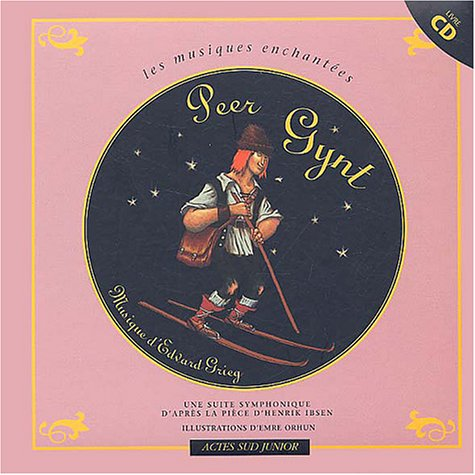 9782742744237: Peer Gynt (1CD audio)