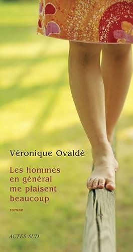 9782742744442: Les hommes en général me plaisent beaucoup (French Edition)