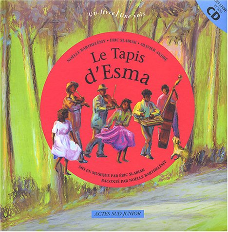 9782742745371: Le tapis d'Esma (1CD audio) (French Edition)