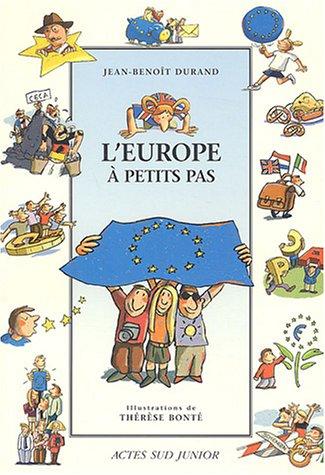9782742747801: L'Europe à petits pas