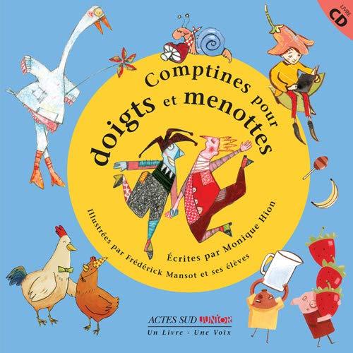 9782742751150: Comptines Pour Doigts Et Menottes