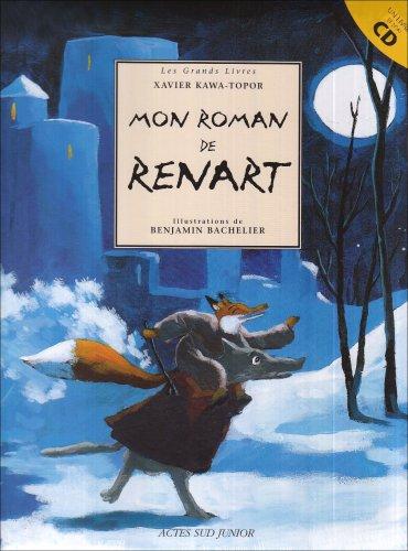 9782742751174: Mon roman de Renart (1CD audio)