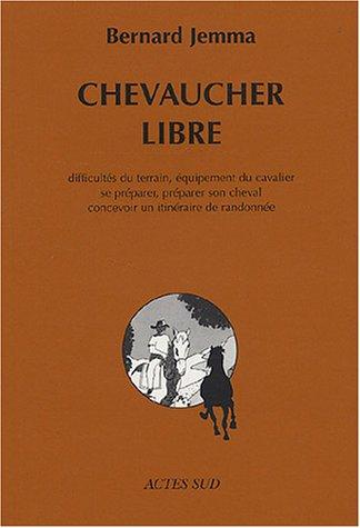 CHEVAUCHER LIBRE: JEMMA BERNARD