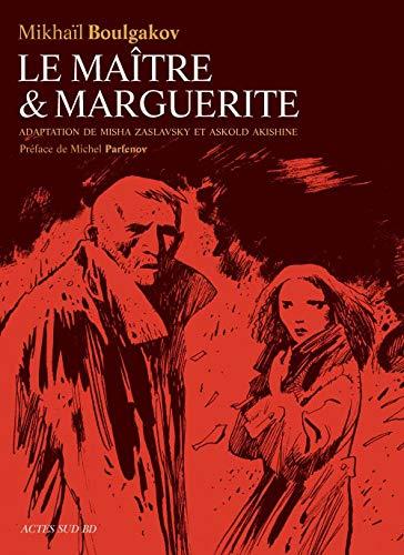 9782742754397: Le maître et Marguerite (Actes Sud BD)