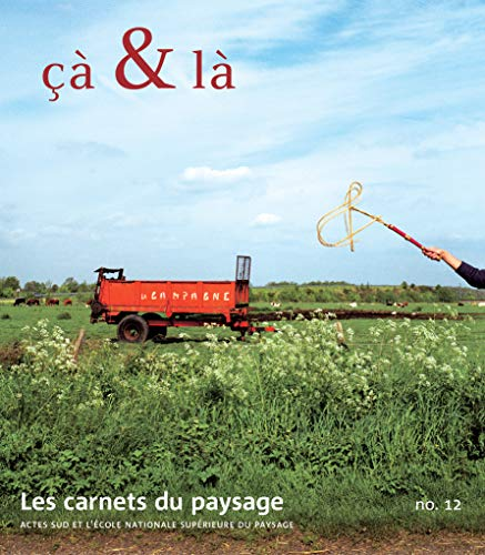 9782742755806: Les carnets du paysage, N° 12 (French Edition)