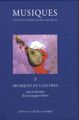 Musiques (French Edition): Mario Baroni