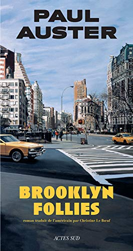 Brooklyn follies (Lettres anglo-américaines): Auster, Paul