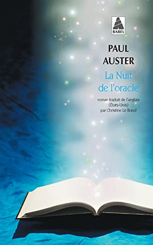 NUIT DE L'ORACLE (LA): AUSTER PAUL