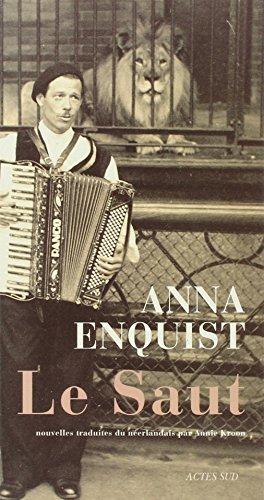 SAUT (LE): ENQUIST ANNA