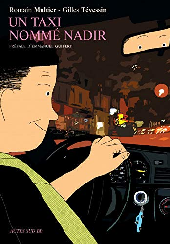 Un taxi nommé Nadir (French Edition): Romain Multier